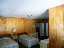 Clean, comfortable rooms with amenities