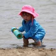 Finding treasure in sand